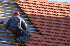griffith tile roof installation